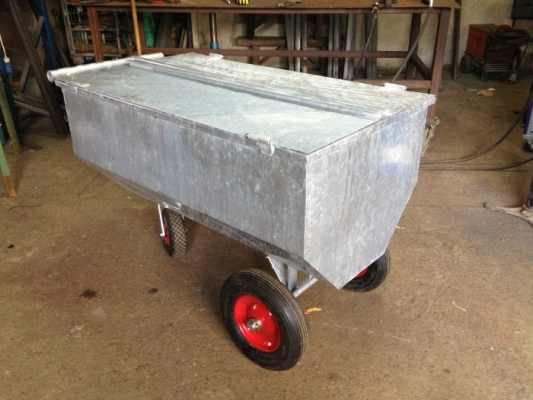 Feed Trolley 3